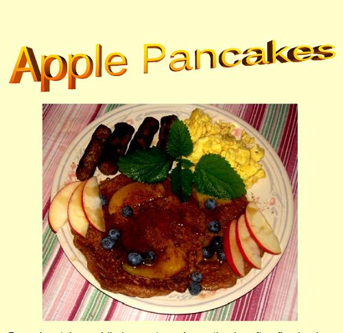 homemade apple-pancakes-recipe