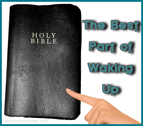 Bible-The Bes tPart of Waking Up