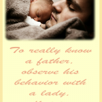 Quote about Fathers…