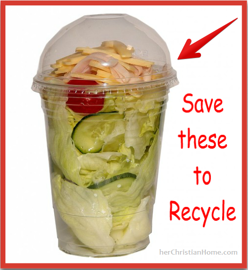 recycle fast-food-containers