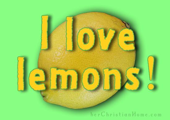 i-love-lemons