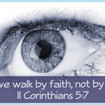 For We Walk by Faith – Poem on Faith to Share