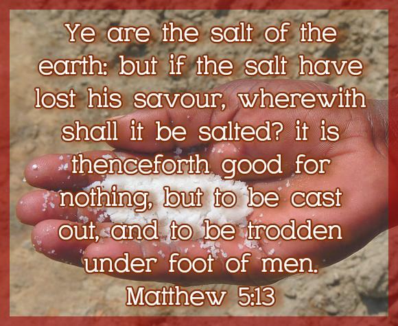 Matthew5-13