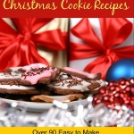 Easy Christmas Cookie Recipes – Free Today on Amazon
