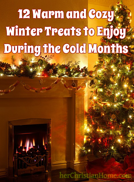 warm cozy winter treats