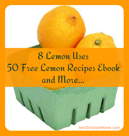 8-lemon-uses-recipes-ebook