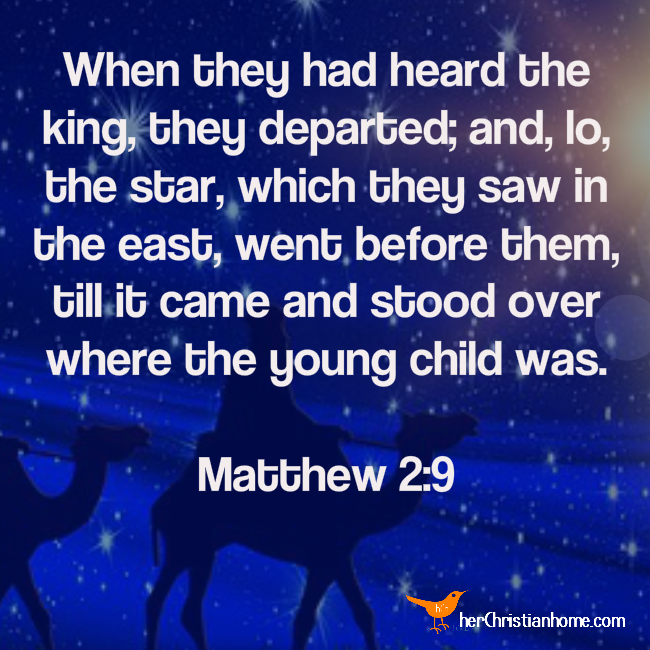The Star Matthew 2 9 650X650