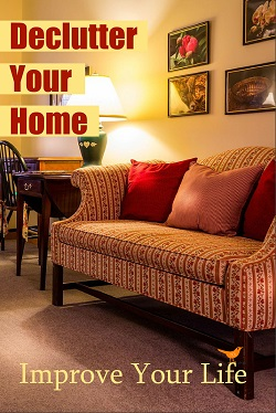 declutter your home ebook - small ecover