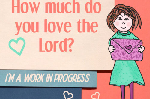 devotional: How much do you love the Lord