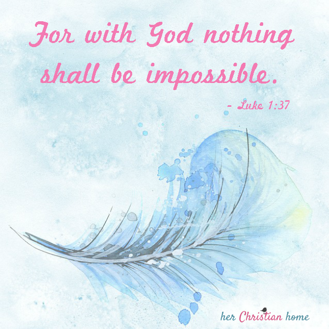 nothing-impossible-with-god-luke-1-37