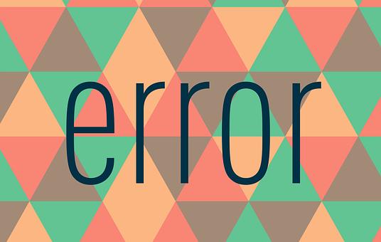 Error, Bug, Background, Polygon, Pattern