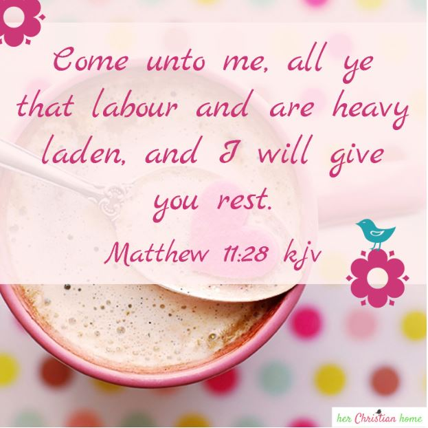 come unto me all ye that labor #bibleverses #womensdevotional #devotional