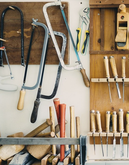 how to organize your garage  #organizingtips #garageorganization