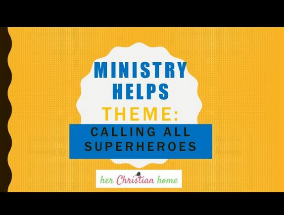 ministry help ideas #ministryhelps #childrensministry
