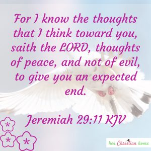 For I know the thoughts that I think toward you Jeremiah 29 11 #bibleverses #thoughts
