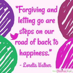 Forgiving and letting go - happiness quote #forgivingquotes #happinessquotes