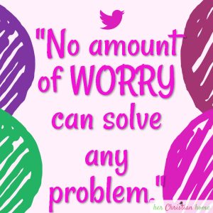 Worry Quote - #worry #quotes