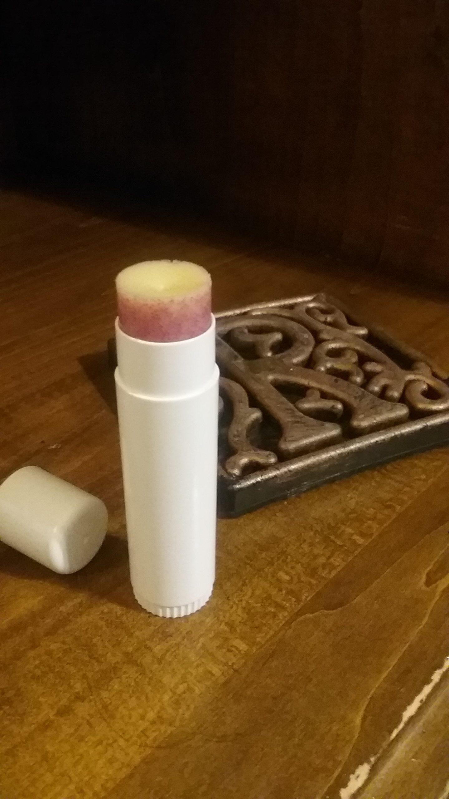 DiY Vitamin E Lip Balm 4