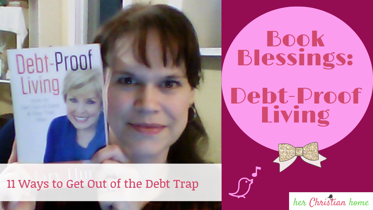 11 Ways to Get Out of the Debt Trap #bookreviews #finances #savingmoney