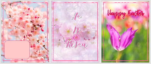 Free Easter Printable - He is Risen