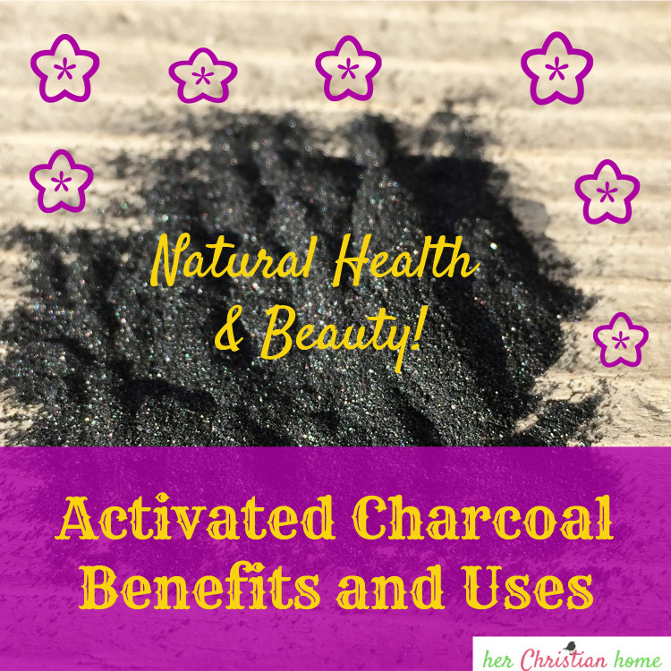 Activated Charcoal Benefits and Uses