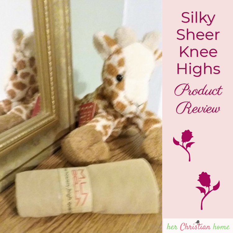 Silky Sheer Knee Highs Product Review