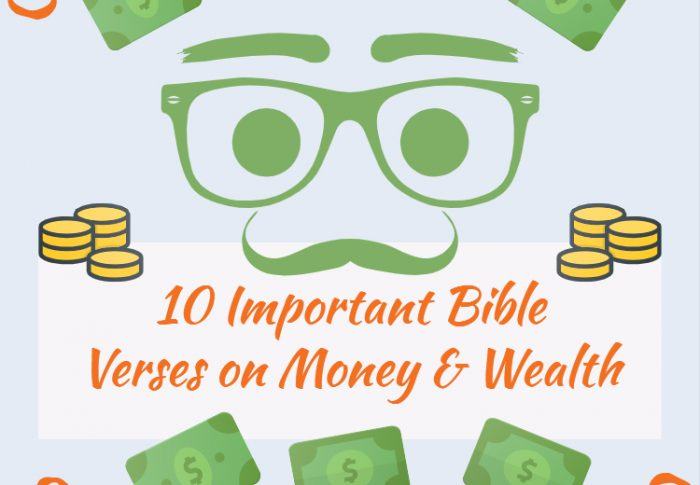 10 Important Bible Verses on Money and Wealth