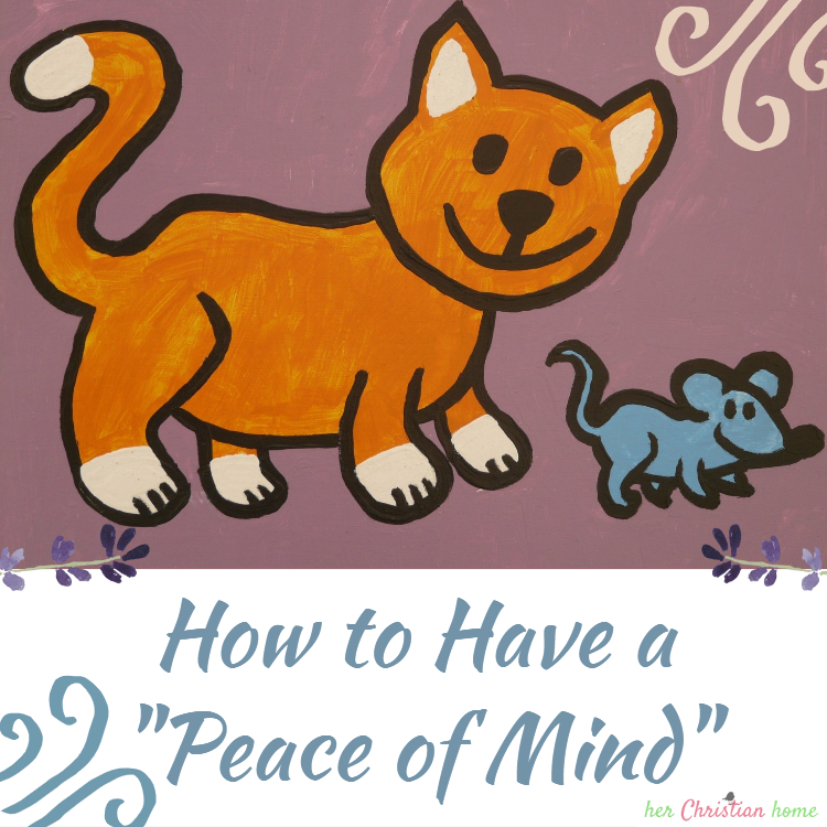 Devotional image: How to Have a Peace of Mind