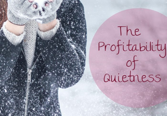The Profitability of Quietness