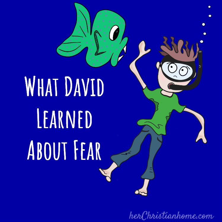 What David Learned About Fear