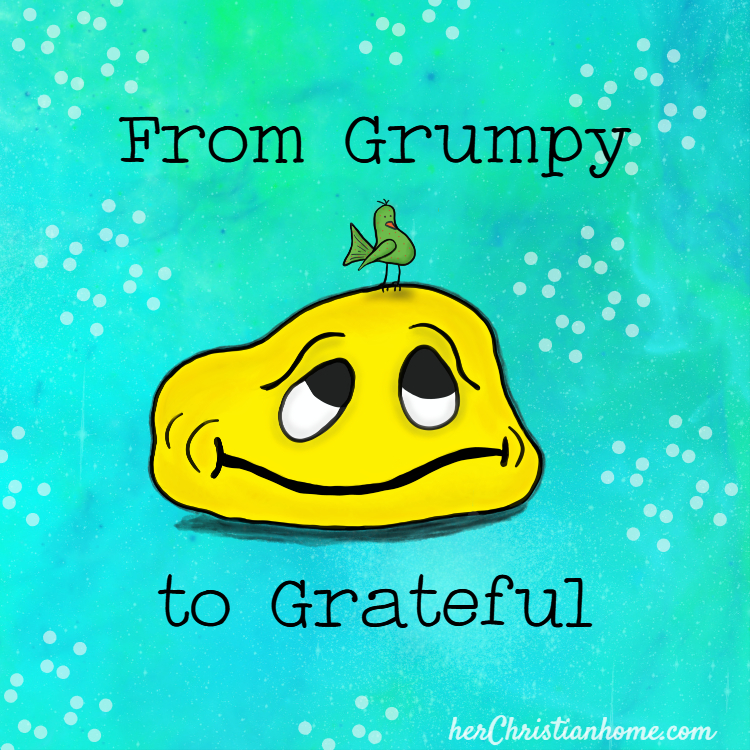 Image Face: From Grumpy to Grateful