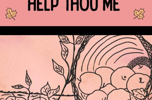 Help Thou Me - Title Image for Womens KJV Devotional