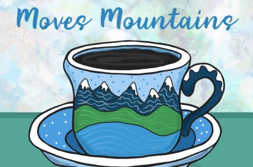 Faith still moves mountains devotional