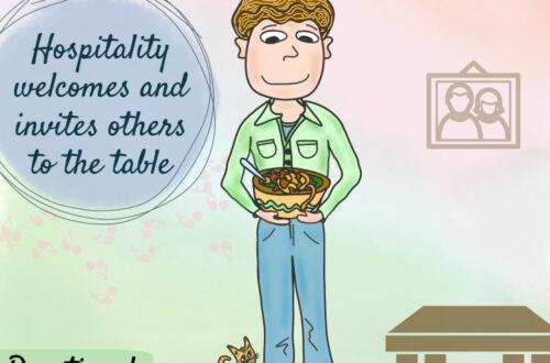 Biblical Hospitality Devotional - Image Title