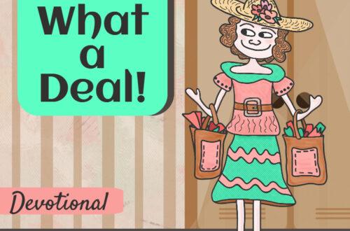 What a Deal - Womens KJV devotional Image Title