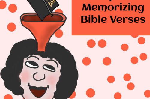 10 Tips for Memorizing Bible Verses - Image Title